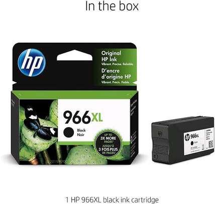 966XL High Yield Black Ink cartridge, 3JA04AN#140 image 5