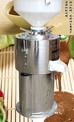 peanut paste grinding processing equipment image 1