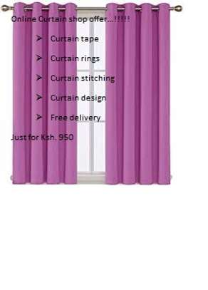 Fashionable curtains image 11