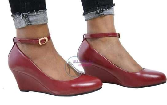 Brand new Wedge shoes image 4