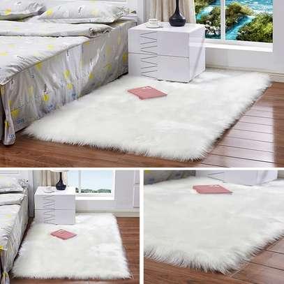 Colorful bedside mat image 5