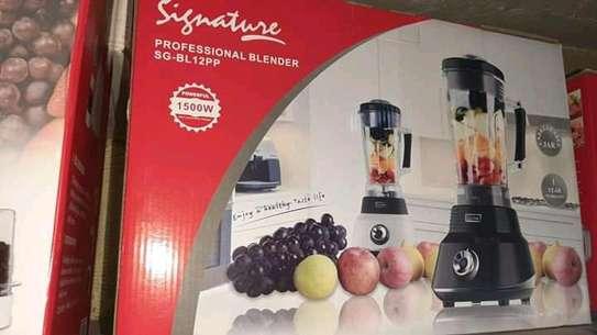 Commercial signature blender image 1