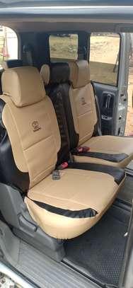 Sienta Car seat covers image 2
