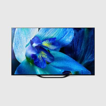 KD-55A8G – Sony Bravia 138 cm (55) 4K Ultra HD Certified Android Smart OLED TV (Black) image 1