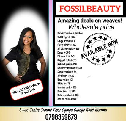 Fossilbeauty Opens up a New Store in Kisumu image 8