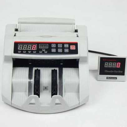 UV/MG/IR 2108 LED Display Money Counter Bill Counter Banknote Counter for paper & polymer currencies image 1