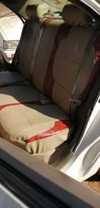 Toyota Belta Car Seat Covers image 6