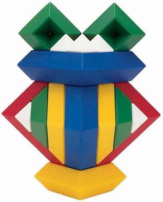 Junior Set 15 Pc Building Block Set Educational Toy image 6