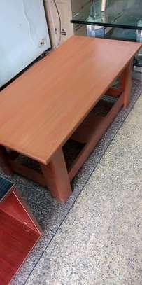 Rectangular sofa table image 1