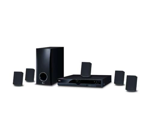 DH3140S LG 300W DVD Home Theater System