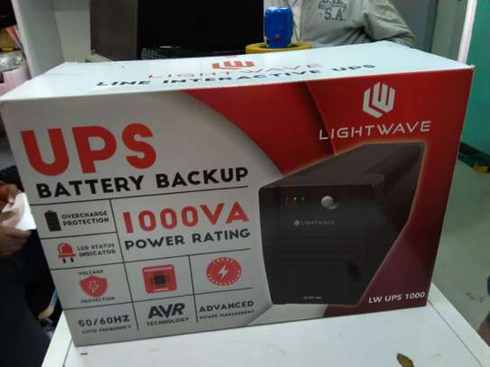 1KVA Light Wave Interactive Ups