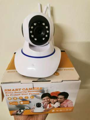 Wireless security cameras image 1