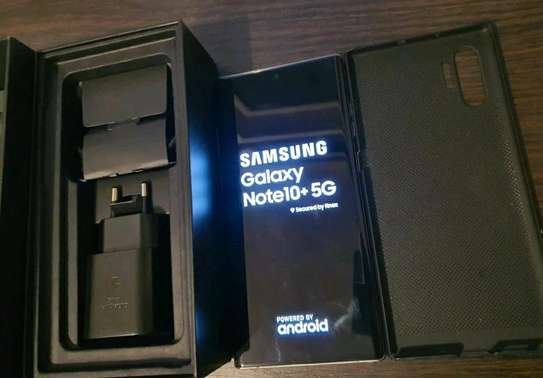 Samsung Galaxy Note 10 Plus 5G  & Wireless Charger image 2