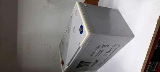 Yuasa valve regulated lead acid battery 12v 150ah image 2