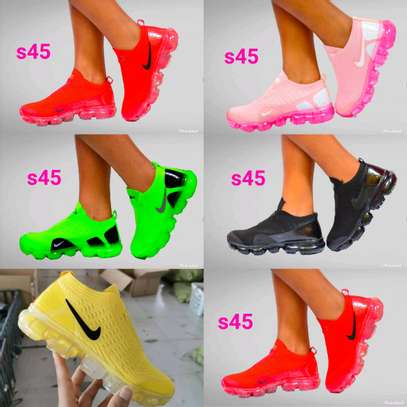 Nike Vapormax Flyknit Sneakers Shoes Vapourmax image 1