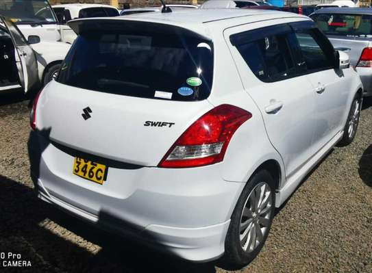 Suzuki Swift GLX High Grade