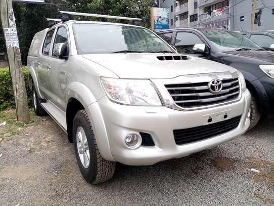 Toyota Hilux 3.0 D-4D Double Cab image 4