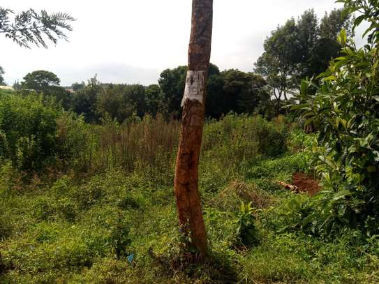 On sale;A prime commercial1 Acre in Wangige,Westlands image 8