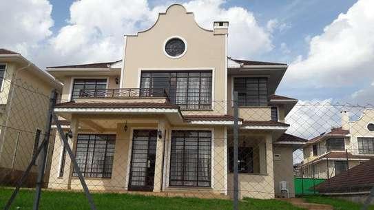 4 BEDROOM TOWNHOUSE TO LET ALONG KIAMBU RD At KES 165K image 1