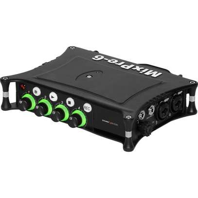 Sound Devices MixPre-6 II Field Recorder image 1