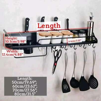 kitchen organizer rack image 3