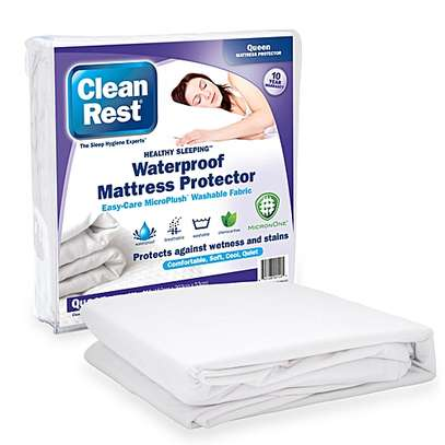 4PC MATTRESS PROTECTOR 4*6 image 2