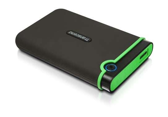 Transcend 2TB StoreJet M3 USB 3.0 External Hard Drive image 2