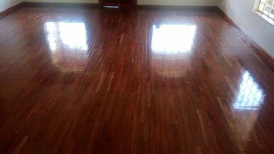 Wooden Floor Maintenance image 1