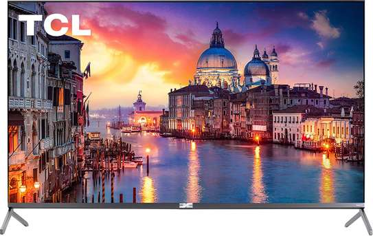 TCL 50 inch #smart Android frameless IpQ image 1