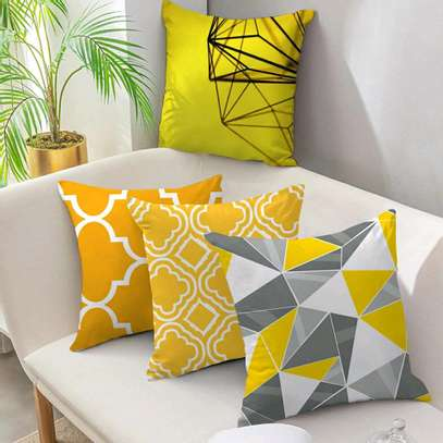 IMPORT THROW PILLOW AND CASES image 2