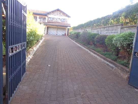 6 bedroom house for rent in Nyari image 10