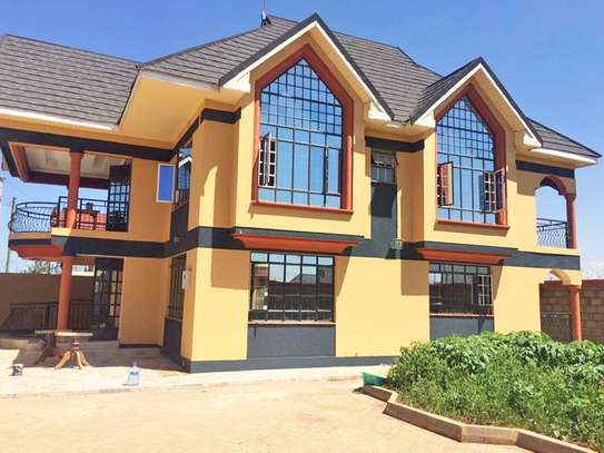 Beautiful 5 Bedroom Townhouse for Sale In Utawala