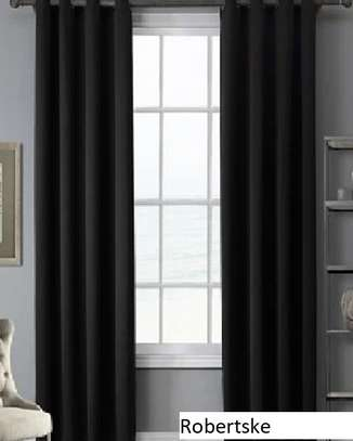 Sewn Designed Curtains image 1