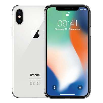Apple IPhone X - 5.8'' - 3GB RAM + 256GB ROM image 1