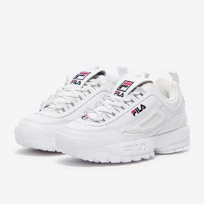Fila ladies sneaker. image 2