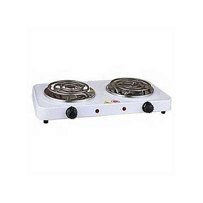Double Electric Hotplate -Cooker/Table Burner image 1