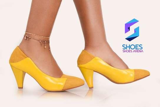 Elegant Comfy Heels image 10