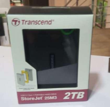 2 Tb Transcend External Hard Disk image 1
