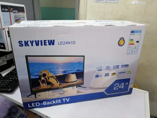 24 inch Skyview Digital LED TV- Brand New Sealed image 1