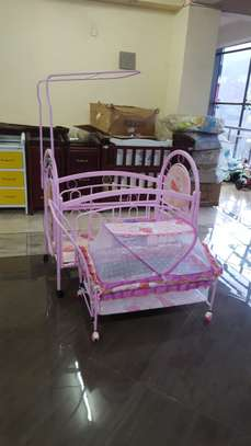 Imported baby bed image 1