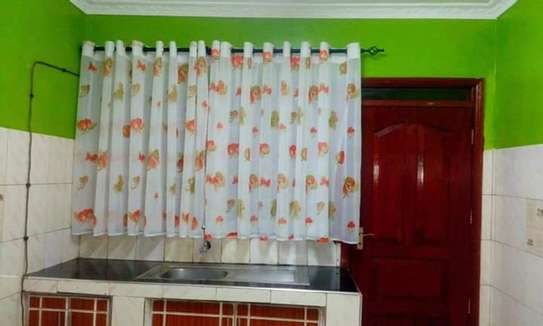 Home Kitchen curtains image 7