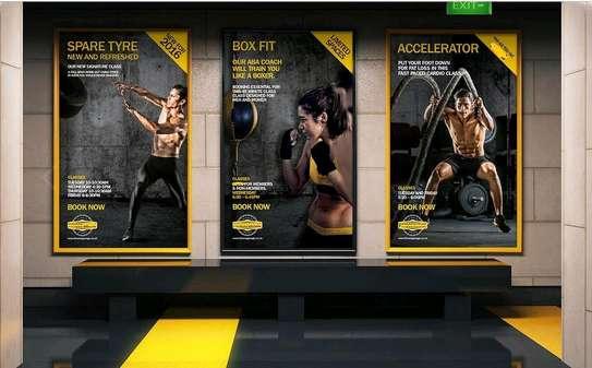 Gym Branding image 1
