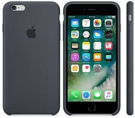 Silicone case with Soft Touch for iPhone 6+/iPhone 6S Plus image 1