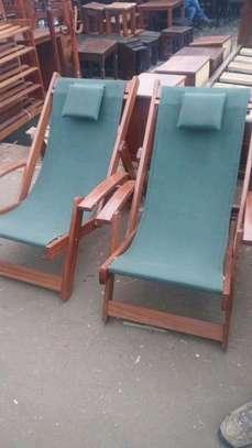 Sun bathing seats image 1