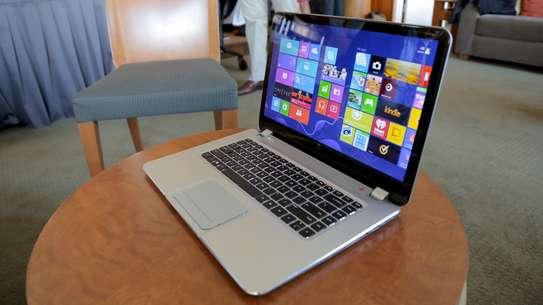 Newest Core i5 slim Hp Folio 9470 backlit keyboard image 1