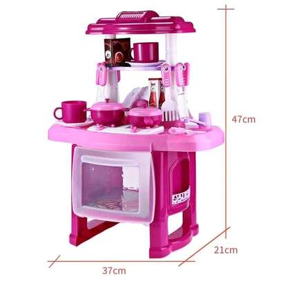 Toy kitchen set image 1