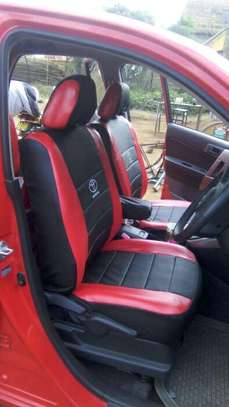 Well stitched car seat covers