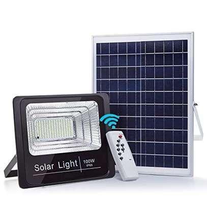 solar flood lights image 1