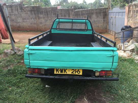 Peugeot 504 Pickup , 1800cc (Ready Papers) image 4