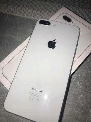 Apple Iphone 8 Plus   256gb Gigabytes   Silver image 1